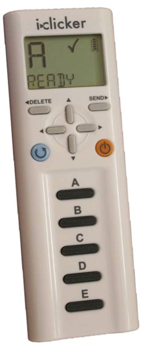 iclicker student remote clickers new technologies new opportunities