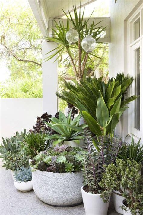 landscape design with potted plants secret gardens of