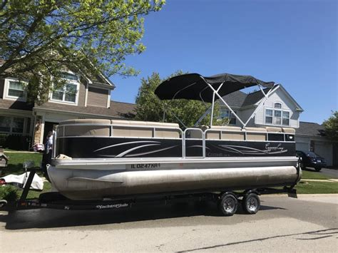 pontoon boat trailer for sale illinois pontoon boats for sale in illinois