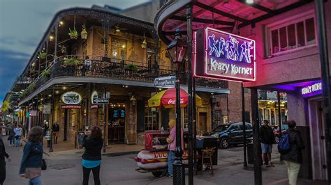 top bars on bourbon street lucky dog french quarter bourbon st peter review it 247