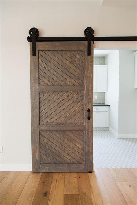 Custom Built Sliding Barn Door By Rafterhouse Phoenix Custom Sliding Barn Doors