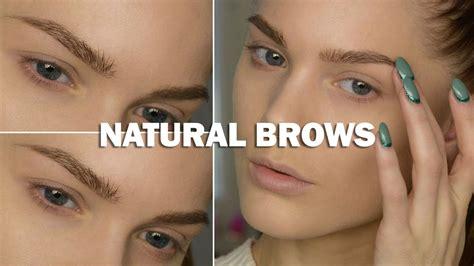 eyeliner tutorial linda hallberg natural brows with subs linda hallberg makeup