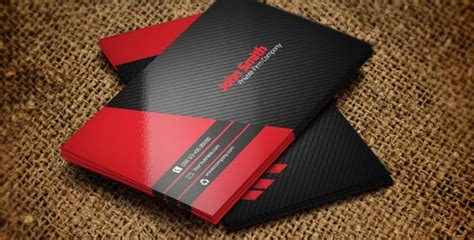 card templates psd behance 20 free black business card psd simple on behance
