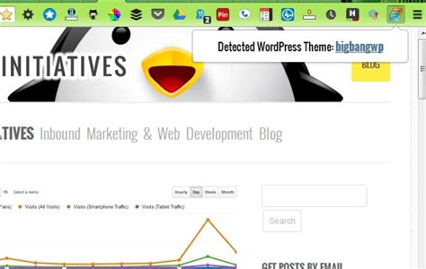 joomla themes detector 5 cool wordpress theme detectors wp solver