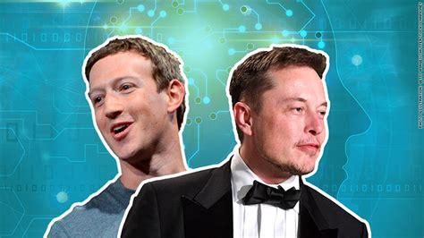 elon musk vs mark zuckerberg ai elon musk says mark zuckerberg s understanding of ai is