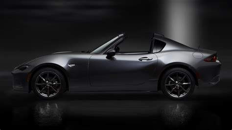 the new mazda new mazda mx 5 rf aka the retractable fastback you ve all