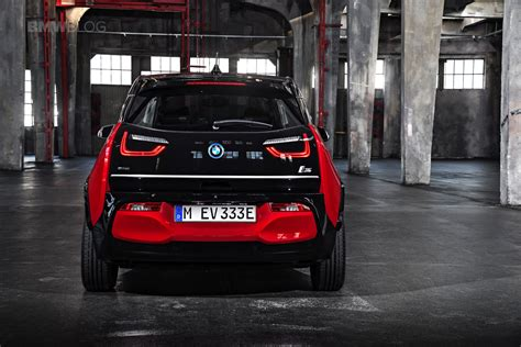 bmw i3 performance bmw i3 announced with new i3s performance model