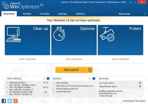 best free optimizer top windows 10 optimizer software for a snappier pc