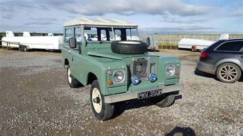 land rover 174 88 quot pwv galvanised chassis brown 4x4