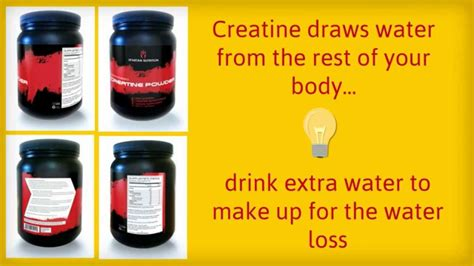 creatine effects what are creatine monohydrate side effects