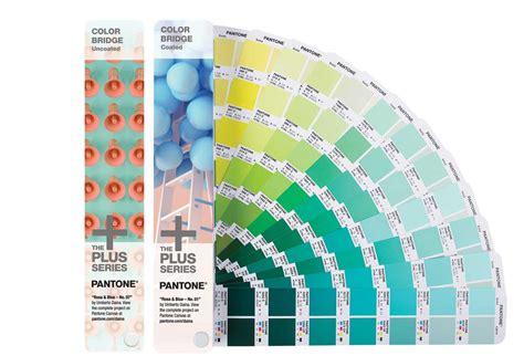pantone  color bridge cu coated uncoated set mode