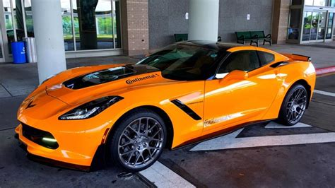 Hotwheels Reguler Corvette C7 Z06 Convertible Lot A 2018 corvette stingray from lingenfelter and continental tires joins the rod power tour