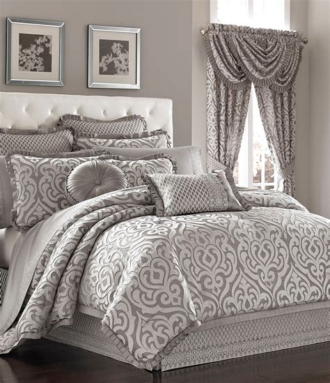 j queen new york babylon damask comforter set dillards