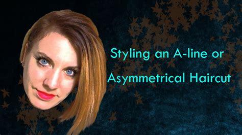 kids how to cut an asymmetrical a line short hairstyles youtube jpg styling an asymmetrical or a line haircut styling an