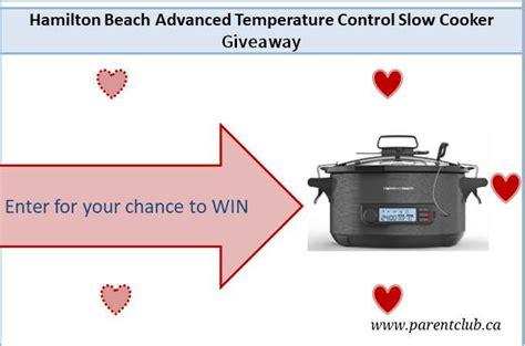 hamilton beach advanced temperature control slow cooker