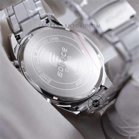 Jam Tangan Pria Merk Casio Edifice Type Efr 539 Baterai 1 casio edifice efr 303d 1av daftar update harga terbaru dan terlengkap indonesia