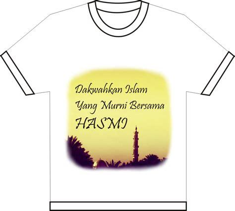 T Shirt Kaos Anak Islami Afrakids Af165 Size L berdakwah lewat aksessoris t shirt hasmi