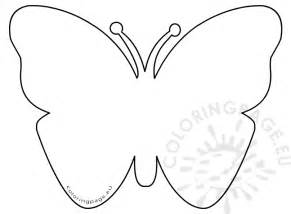 butterfly templates butterfly template butterfly template stencil from 123rf