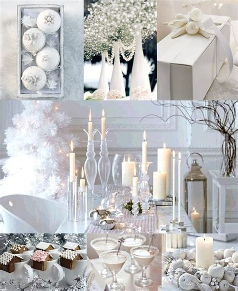 white christmas wedding decorations cherry marry