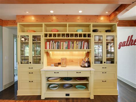 Kitchen Built Ins built ins traditional kitchen seattle by j a s