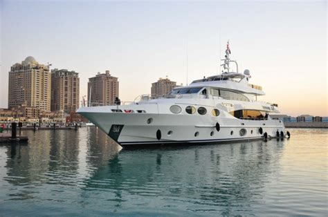 boat manufacturers qatar third exclusive preview to be hosted by gulf craft in