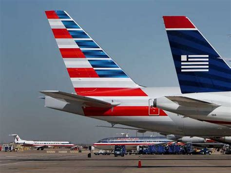 Us Air Search Tough Issues Ahead For American Us Airways Merger
