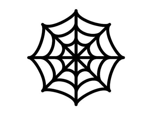 Printable Spider Web Az Coloring Pages Spider Web Coloring Pages