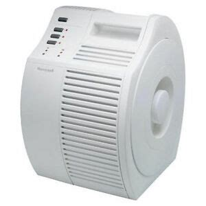 honeywell quietcare hepa air cleaner purifier electronic w filter check 17000 90271170007 ebay