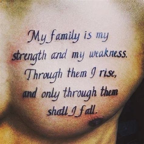quotes for mens tattoos best 25 quotes ideas on