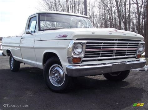 1967 wimbledon white ford f100 2 door 26673218 gtcarlot car color galleries