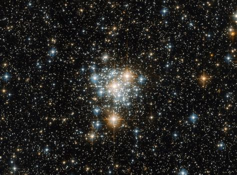 images of space the toucan and the cluster esa hubble