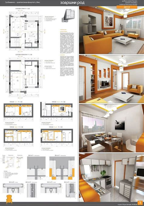Apartment Design Ppt Best 25 Interior Design Presentation Ideas On