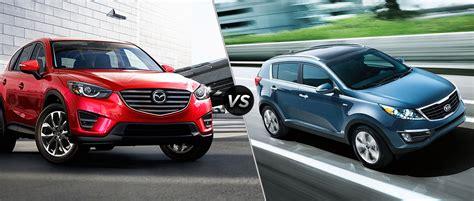 Mazda Or Kia Mazda Cx 5 Vs Kia Sportage