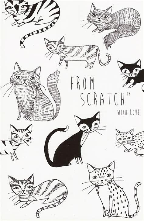 drawing doodle cat 1 25 best ideas about cat doodle on cat