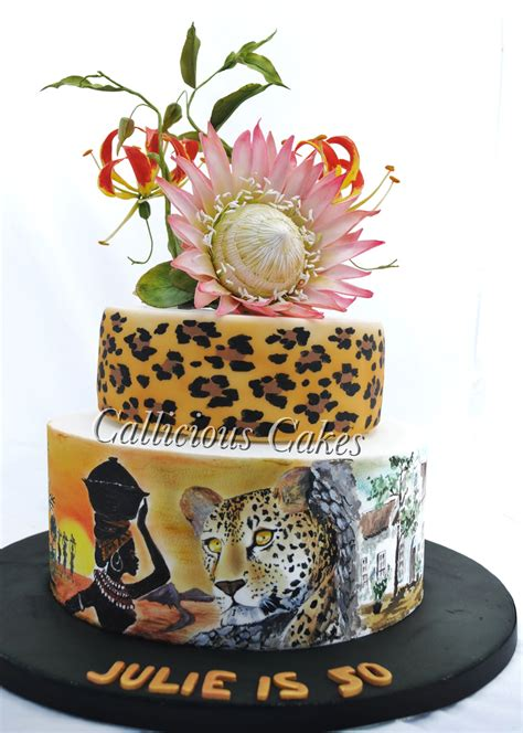 King Protea South Afrith Cakecentral M