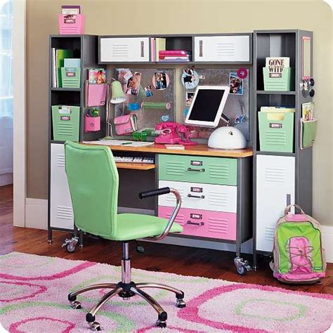 desk for bedrooms teenagers desks girl desk and pottery barn teen on pinterest