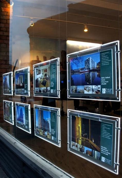 digital window videos 17 best images about real estate window display on signage acrylics and window