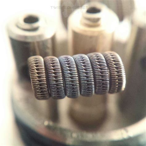 Fused Clapton staggered fused clapton ecig clapton