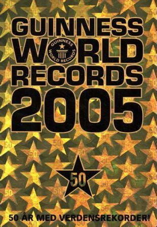 libro guinness world records 2005 guinness world records 2005 av anne fjeldberg
