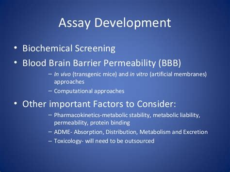 Blood Toxicology Mba by Alzheimer S Disease Presentation