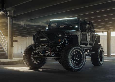 custom apocalypse jeeps by starwood motors