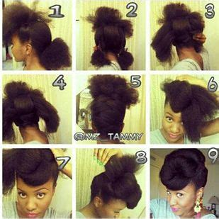 afro hairstyles buzzfeed 29 awesome new ways to style your natural hair buzzfeed