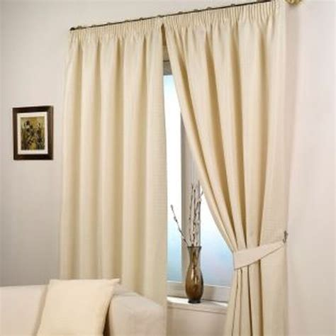 curtains 90 x 72 waffle curtains 90 quot width x 72 quot drop natural buy