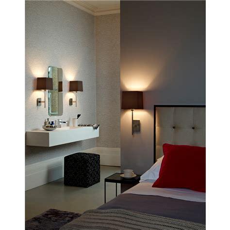 badezimmer wandleuchten wandleuchte mit eckigem stoffschirm auch f 252 r badezimmer