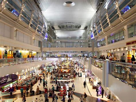 dubai airport worlds busiest  international travel