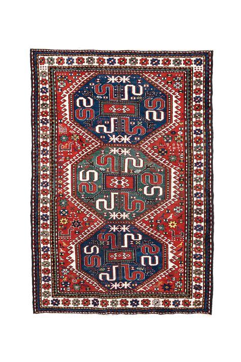 tappeto kazak tappeto caucasico kazak chondoresh xix secolo