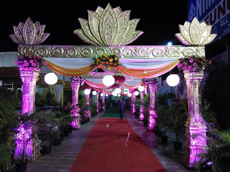 wedding planners and wedding mandap flower decorators in