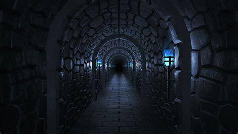 dungeon dark castle background dark scary dungeon high definition stock footage video