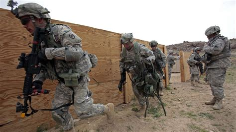 desert military training for an uncertain military future in the calif