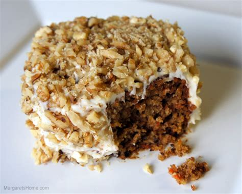 coconut carrot cake fresh coconut carrot cake margaret s home com